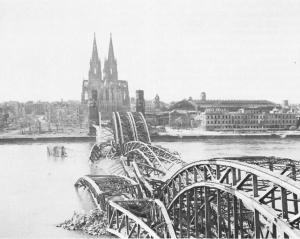 Cologne-bridge